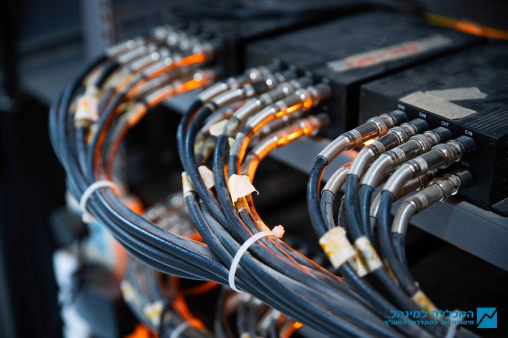 מינהל תקשורת CISCO-CCNA