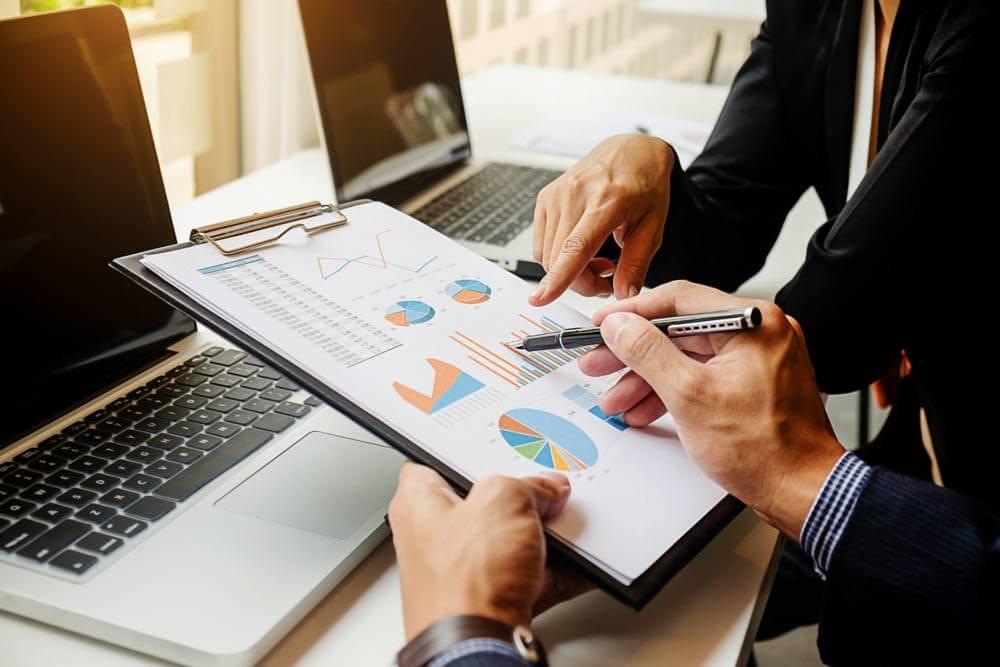 ניהול עיסקי ושוק ההון