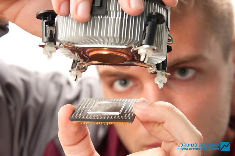 לימודי הנדסאי מכונות תכנון וייצור ממוחשב